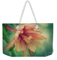 Weekender Tote Bag featuring the photograph Secret Garden by Ana V Ramirez