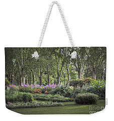 Weekender Tote Bag featuring the photograph Secret Garden by Ray Warren