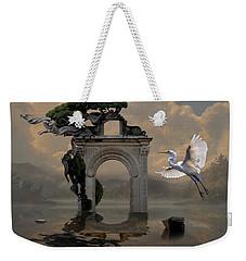 Secret Gate Weekender Tote Bag