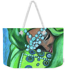Secret Joy Weekender Tote Bag