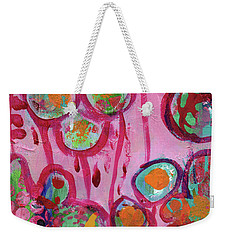 Secret Life Of Flowers Weekender Tote Bag