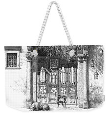 Secret Of The Closed Doors 4 Weekender Tote Bag
