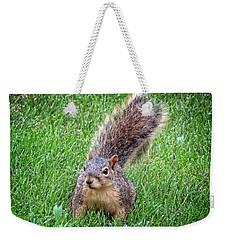 Secret Squirrel Weekender Tote Bag by Kyle West