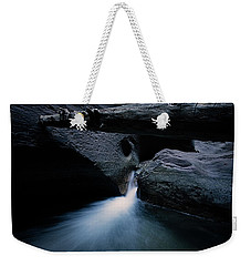 Secret Stream Weekender Tote Bag