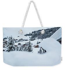 Secret View- Weekender Tote Bag