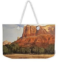 Sedona Afternoon In May Weekender Tote Bag