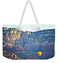 Sedona Morning  Weekender Tote Bag