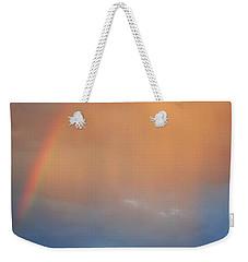 Sedona Rainbow 3 Weekender Tote Bag