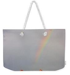 Sedona Rainbow Weekender Tote Bag