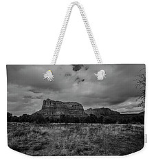 Sedona Red Rock Country Arizona Bnw 0177 Weekender Tote Bag