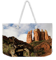 Sedona Red Rocks No. 01 Weekender Tote Bag