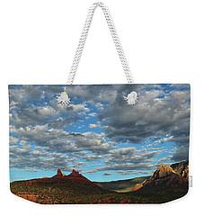 Sedona Skies 0013 Weekender Tote Bag by Tom Kelly