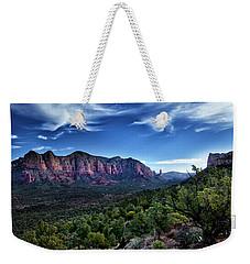 Sedona Skyline Weekender Tote Bag
