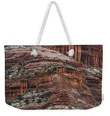 Sedona Snow Weekender Tote Bag