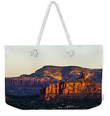 Sedona Sunrise Weekender Tote Bag