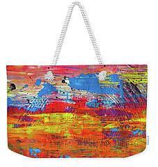 Sedona Trip Weekender Tote Bag by Everette McMahan jr