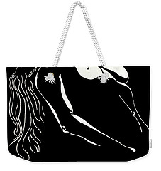 Seduced Weekender Tote Bag by Mayhem Mediums