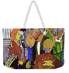 Seduction Weekender Tote Bag