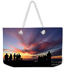 See How Precious People Are Weekender Tote Bag