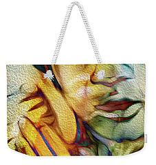 See The Music 2 Weekender Tote Bag