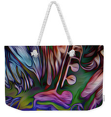 See The Music 3 Weekender Tote Bag