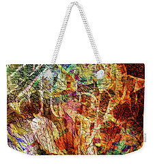 See The Music 4 Weekender Tote Bag