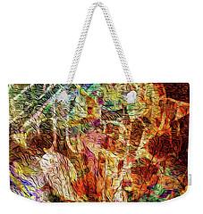 See The Music 4 Weekender Tote Bag