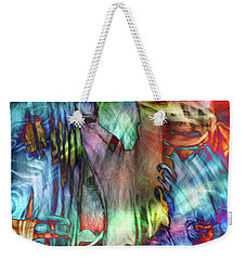 See The Music I Weekender Tote Bag