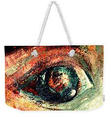 See Through Weekender Tote Bag