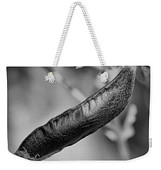 Weekender Tote Bag featuring the photograph Seed Pod by Keith Elliott