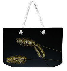 Seeds Of Life Weekender Tote Bag by Christopher L Thomley