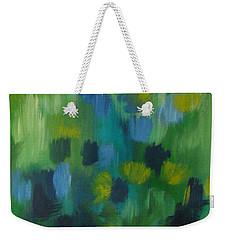 Seedtime Green Weekender Tote Bag