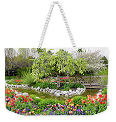Weekender Tote Bag featuring the photograph Seeing Beauty In All Things by James Steele