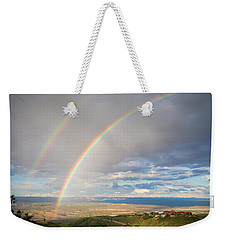 Seeing Double Weekender Tote Bag