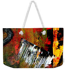 Seeing The Light At The End Weekender Tote Bag