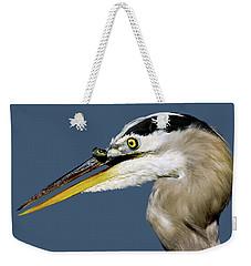 Seeing Your Captor Eye To Eye Weekender Tote Bag