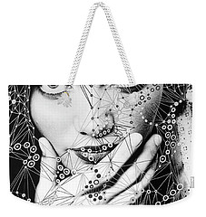 Seeing Yourself From Within Weekender Tote Bag