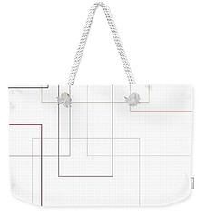 Seek, The Saving God Weekender Tote Bag
