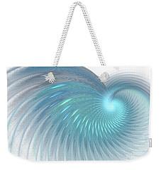 Seeking Peace Weekender Tote Bag