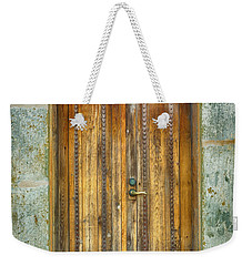 Weekender Tote Bag featuring the photograph Seeking Sanctuary - 1 by Stephen Stookey