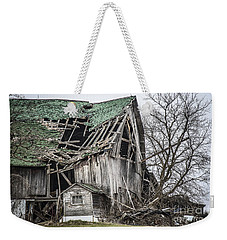 Seen Better Days Weekender Tote Bag
