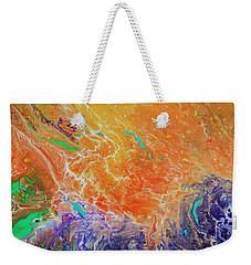Deep Space Impressions 1 Weekender Tote Bag