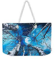Selenophilia Weekender Tote Bag by Sharon Duguay