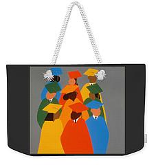 Self Determination Weekender Tote Bag
