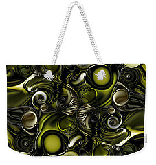 Self Or Season Weekender Tote Bag