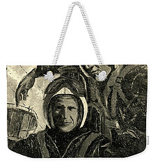 Self-portrait 1975 Weekender Tote Bag