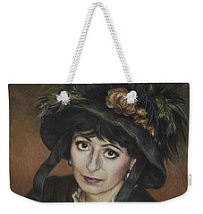 Self-portrait A La Camille Claudel Weekender Tote Bag
