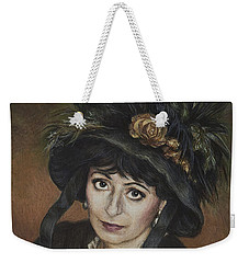 Self-portrait A La Camille Claudel Weekender Tote Bag