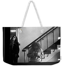 Self-portrait, With Woman, In Mirror, Full Frame, 1972 Weekender Tote Bag