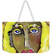 Self Potrait Weekender Tote Bag